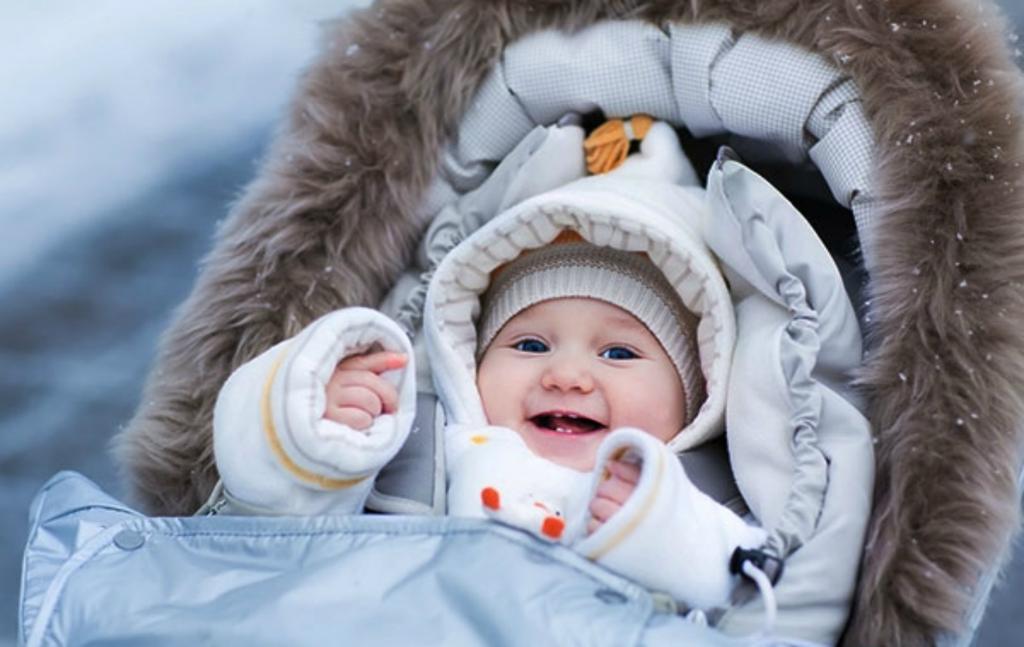 Мамам на заметку: дети, рожденные зимой, обладают крепким здоровьем, но от трех проблем их надо беречь