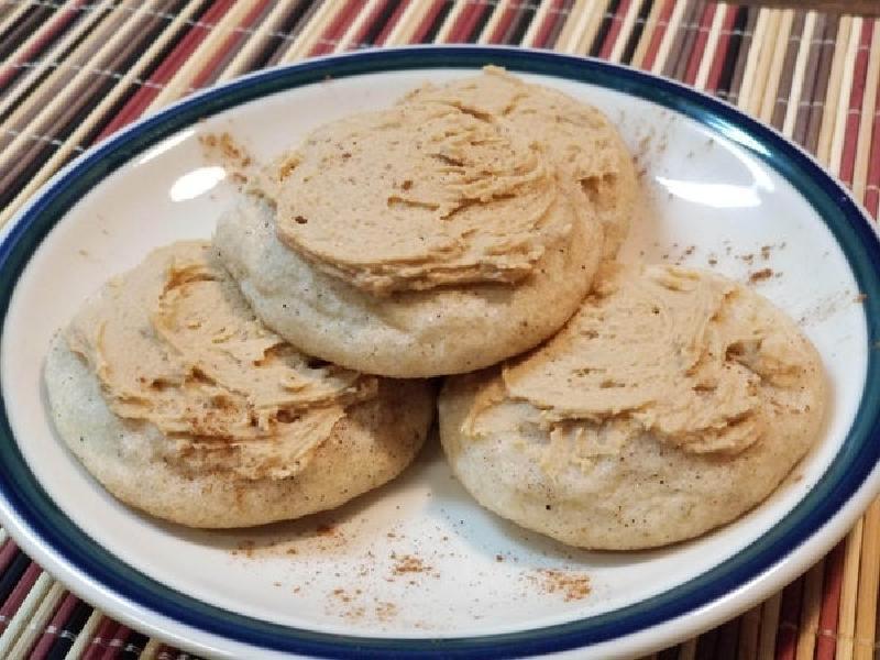Карамельно мускатное печенье за час: отличный вариант десерта для праздничного стола