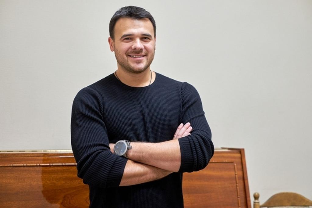 Эмин Агаларов тайно обручился. Его избранницей стала дочь замминистра обороны Азербайджана