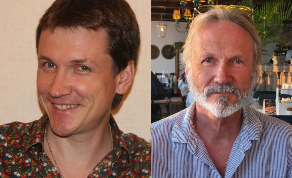 Седые волосы и борода: поклонники не узнали 40 летнего Вячеслава Мясникова на новом фото