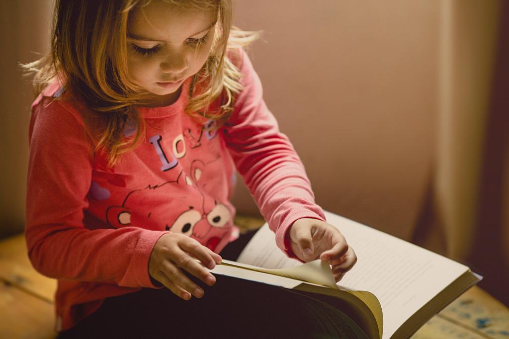 Следуйте трендам - и никаких больше не хочу, не буду: как привить ребенку интерес и любовь к книгам