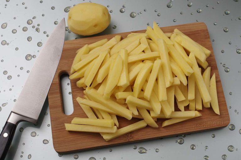 Грамаджо – закуска из картофеля фри с жареной ветчиной и взбитыми яйцами: готовится очень быстро, а вкус – пальчики оближешь