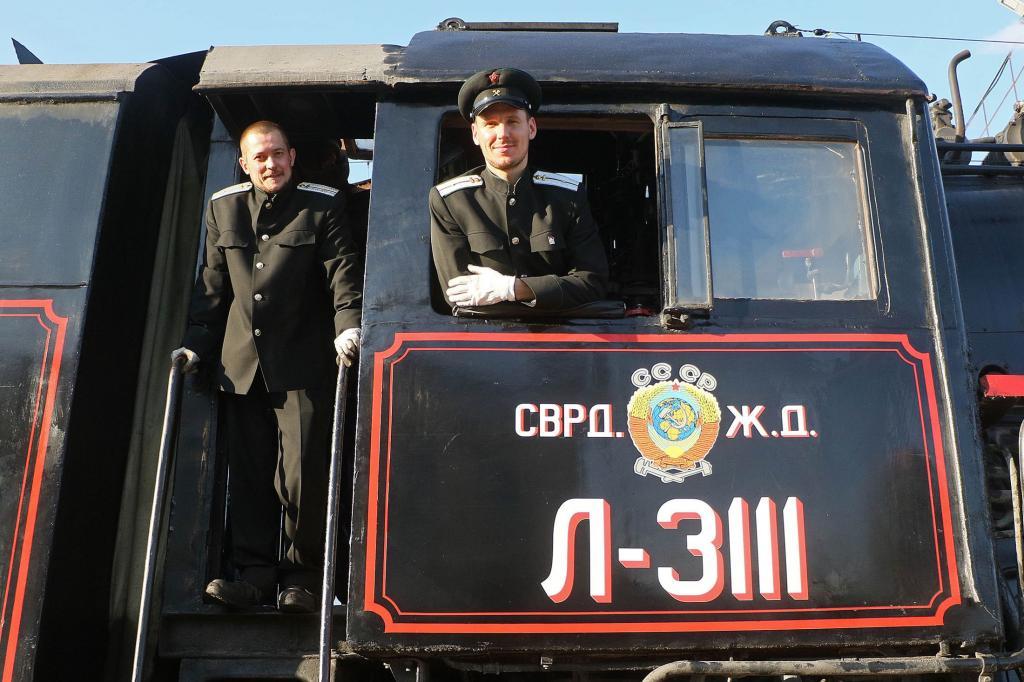 Путешествие в прошлое: на Урале появятся железнодорожные маршруты на поездах с ретро паровозами (фото)