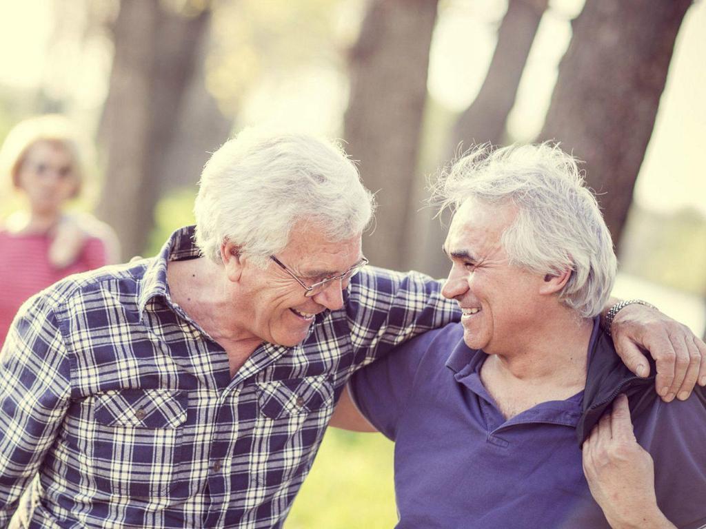 Иметь друзей полезно: 26 сентября День встречи со старыми друзьями. Как дружба влияет на нас