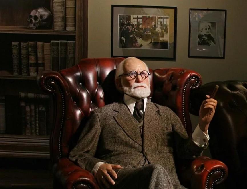 23 сентября - день памяти Зигмунда Фрейда: Если боги наверху мне не нужны, тогда я вызову силы из ада