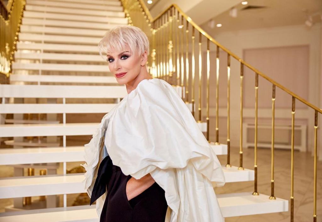 Как с возрастом не потерять женственность? 67-летняя Понаровская раскрыла секрет красоты и молодости