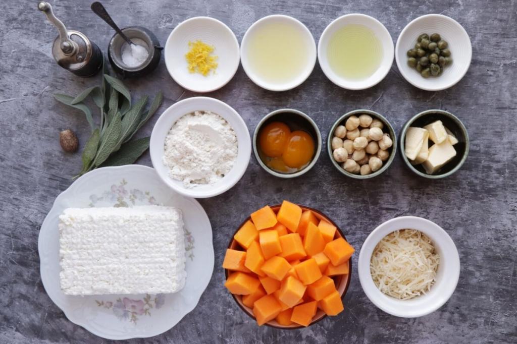 Готовлю  пельмени  с тыквой, сыром и лимоном с соусом за полчаса: пошаговая инструкция с фото