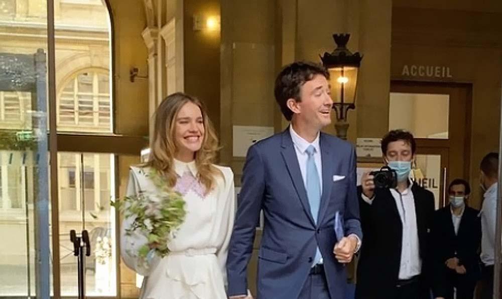 Свадьбу Натальи Водяновой бурно обсуждают в Сети: может, нужно было отказать Антуану Арно