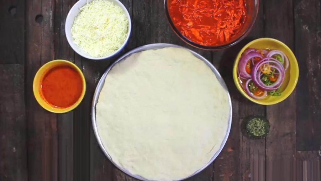 Яркая и необычная пицца Пибил с цитрусами: вкуснее и быстрее приготовить просто невозможно