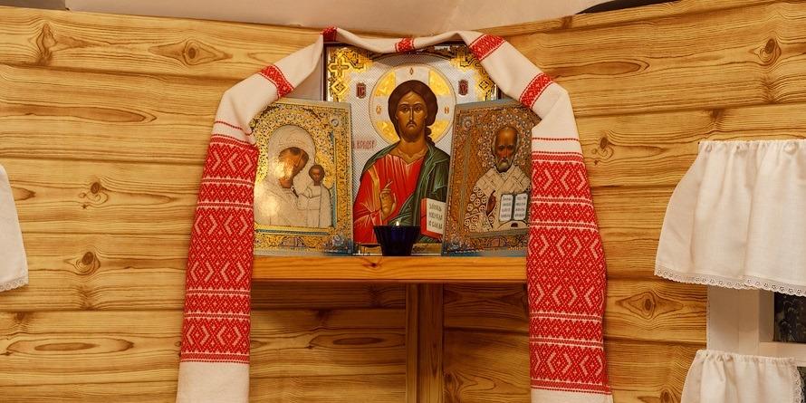Как человек верующий, я уверена в том, что в каждом доме должно быть три иконы: его будут обходить беды и печали