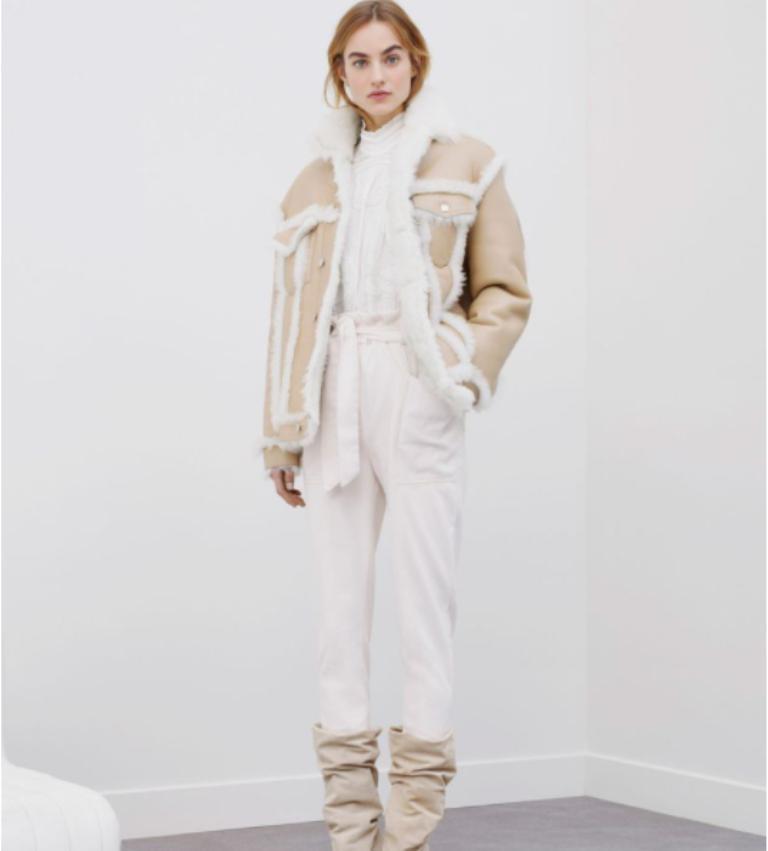 Самые модные дубленки сезона 2021 года. В преддверии зимы пора делать выбор