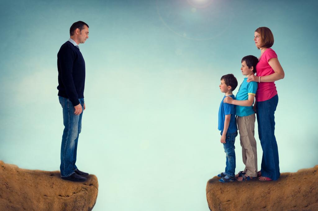 Усмирите свой нрав и сохраняйте спокойствие: советы, как воспитывать ребенка с бывшим мужем