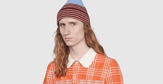 Бренд Gucci показал, как должен выглядеть модный мужчина будущего