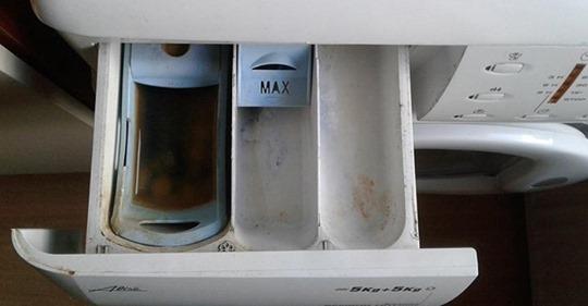 Как очистить стиральную машинку до блеска