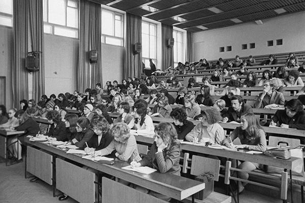Студенты 80-х: как это было