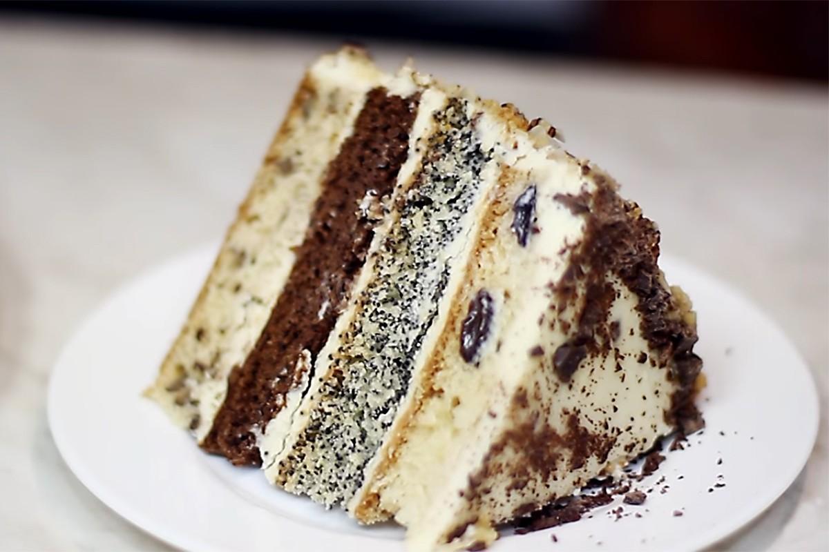 Торт по-королевски: шикарный рецепт вкуснейшего десерта