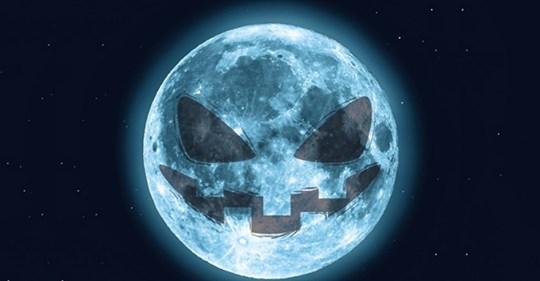 Четыре знака Зодиака, на которых Голубая луна в Хэллоуин окажет наибольшее влияние