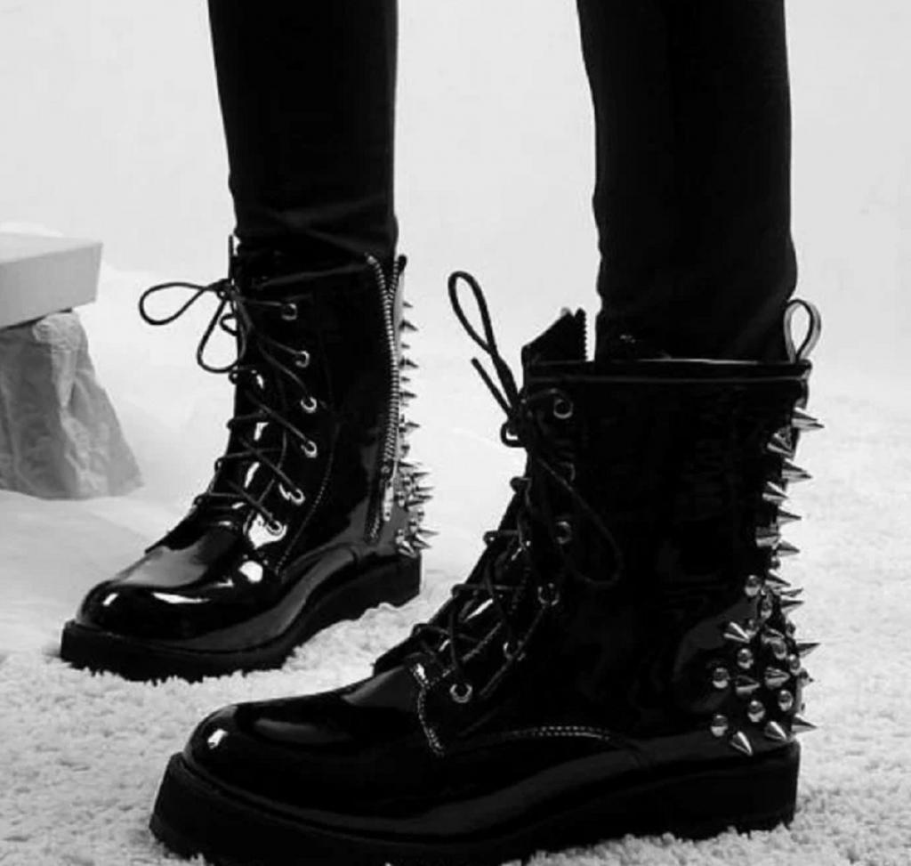 Тренд сезона 20/21   ботинки на шнуровке: 9 стильных вариантов на любой вкус