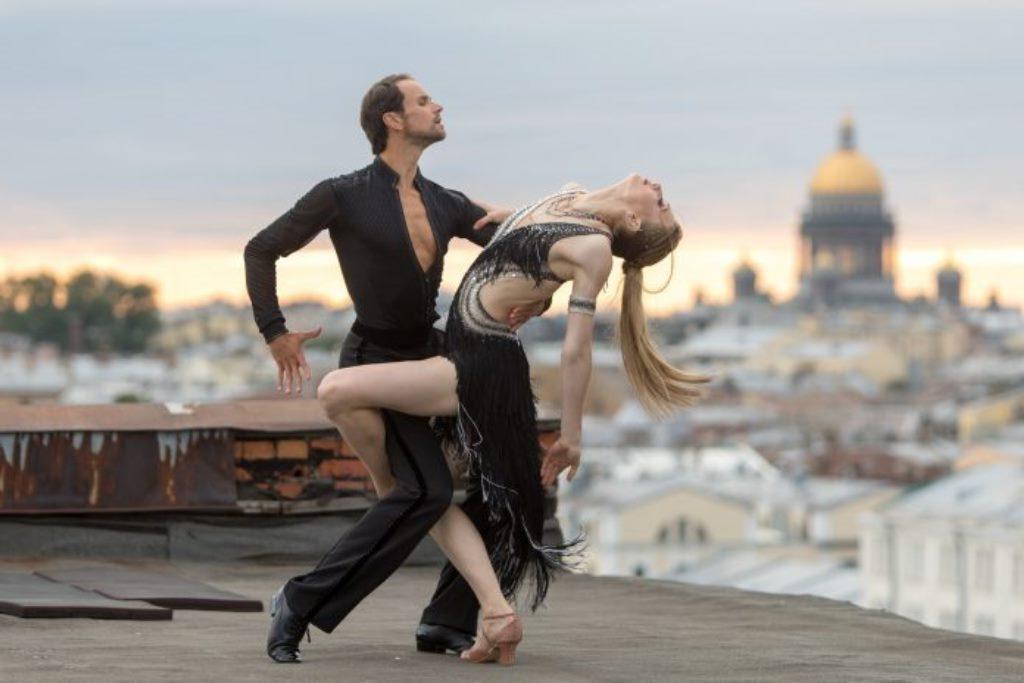 Балет под хип-хоп: Тимати и легендарный балет Эйфмана создали необычную постановку-трек