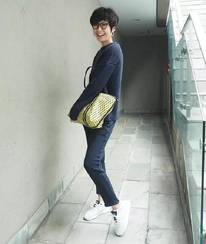 Стиль 50-летней японской супермодели вдохновляет одеваться так же