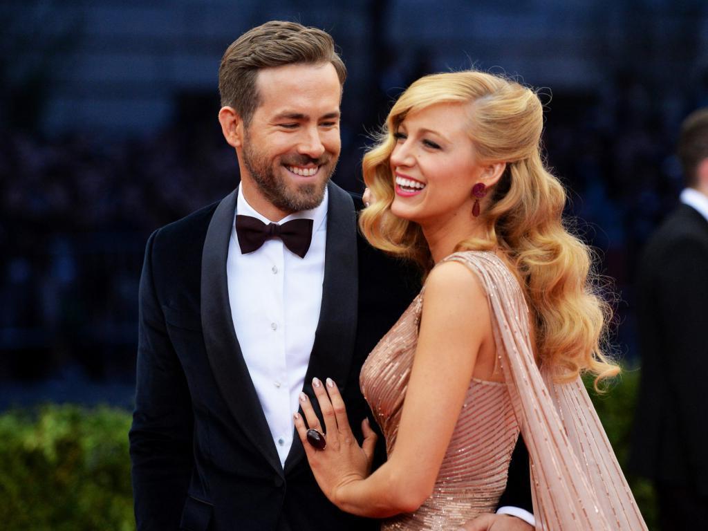 Звезда фильма «Век Аделин» Блейк Лайвли безмерно счастлива в браке, в котором она состоит с актером Дэдпула Райаном Рейнольдсом уже 8 лет