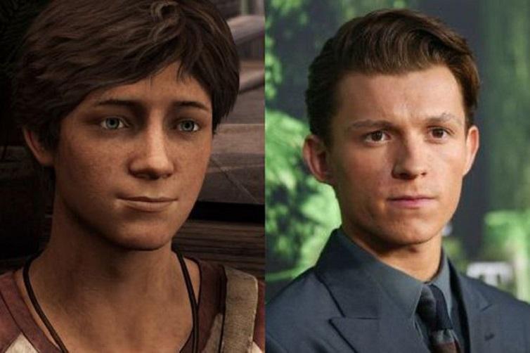 """Мой неизведанный образ: """"Человек-паук"""" Том Холланд утвержден в проект, который станет экранизацией популярной видеоигры Uncharted"""