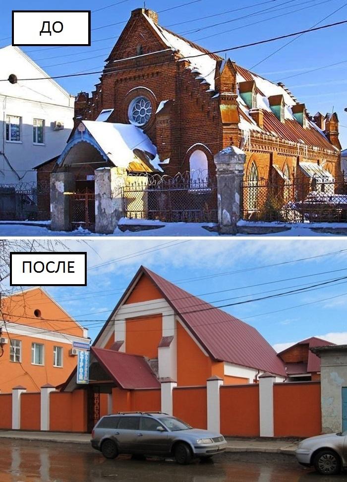 Хотели как лучше, а получилось как всегда: забавные примеры, когда реконструкция здания не пошла на пользу (есть фото и из России)