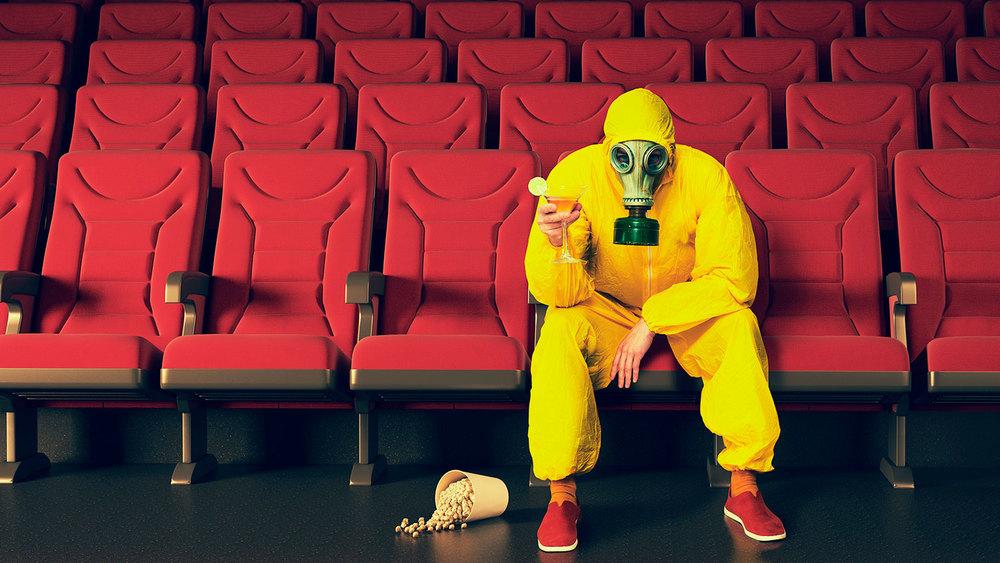 До конца года может достичь 40 %: в России из-за коронавируса навсегда закрылись 15 % кинотеатров