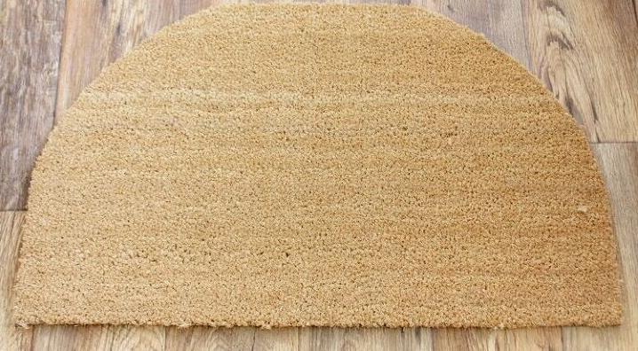 «Лимонный» коврик своими руками сделала за 2 часа: просто и красиво