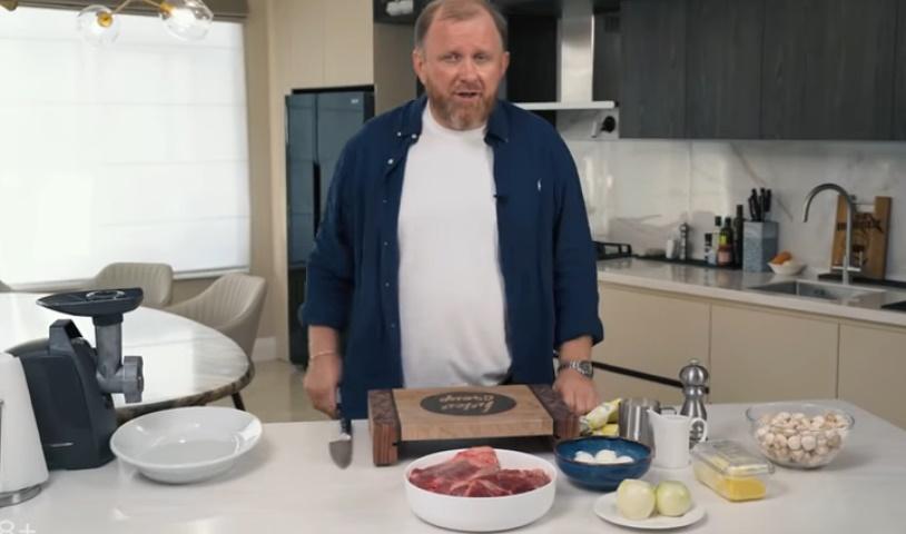 «А вы когда-нибудь пробовали мясной хлеб?»: шеф-повар и телеведущий Константин Ивлев поделился фирменным рецептом