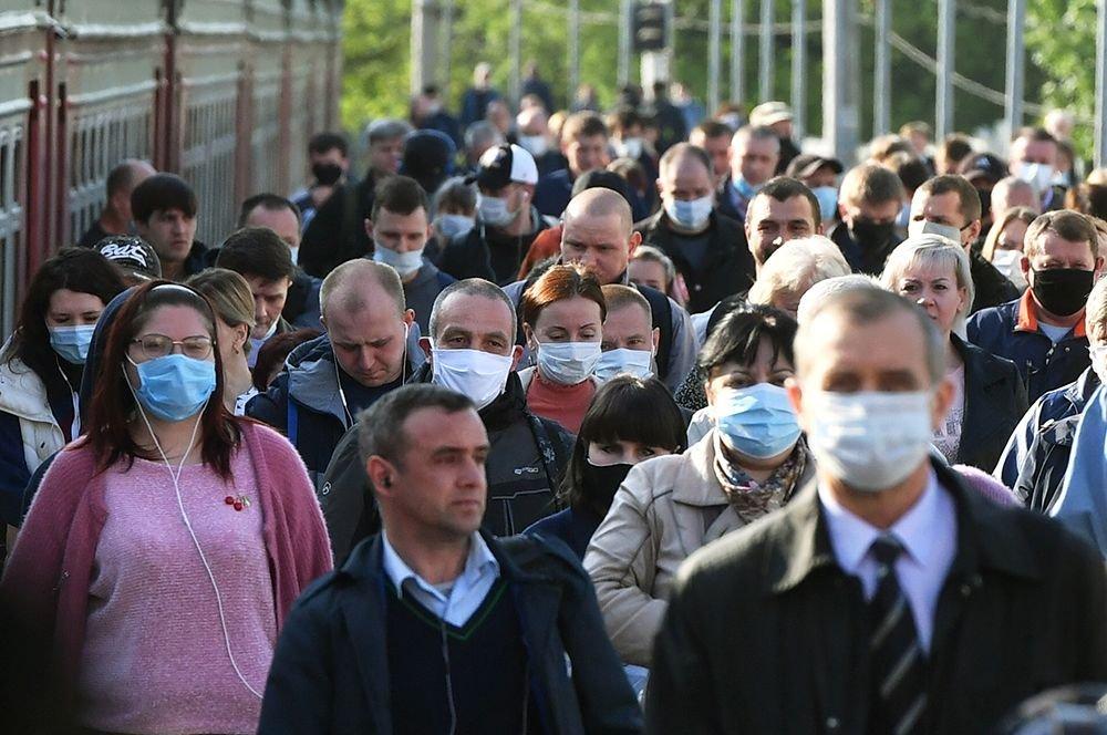 Эффективно затормозит распространение коронавируса : иммунолог объяснил необходимость введения всеобщего масочного режима в России