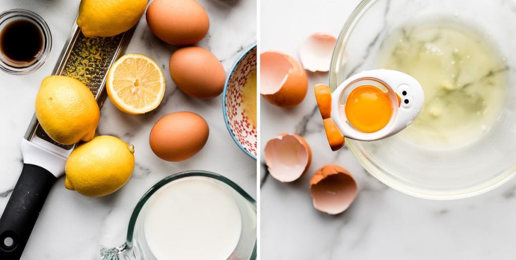 Дети всегда просят приготовить им лимонный пудинг: это вкусно и просто