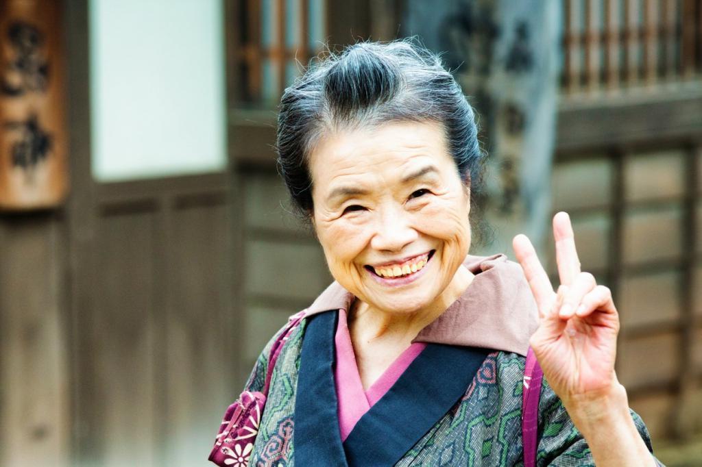 Принцип насыщения на 80 % и не только: 3 секрета японского долголетия