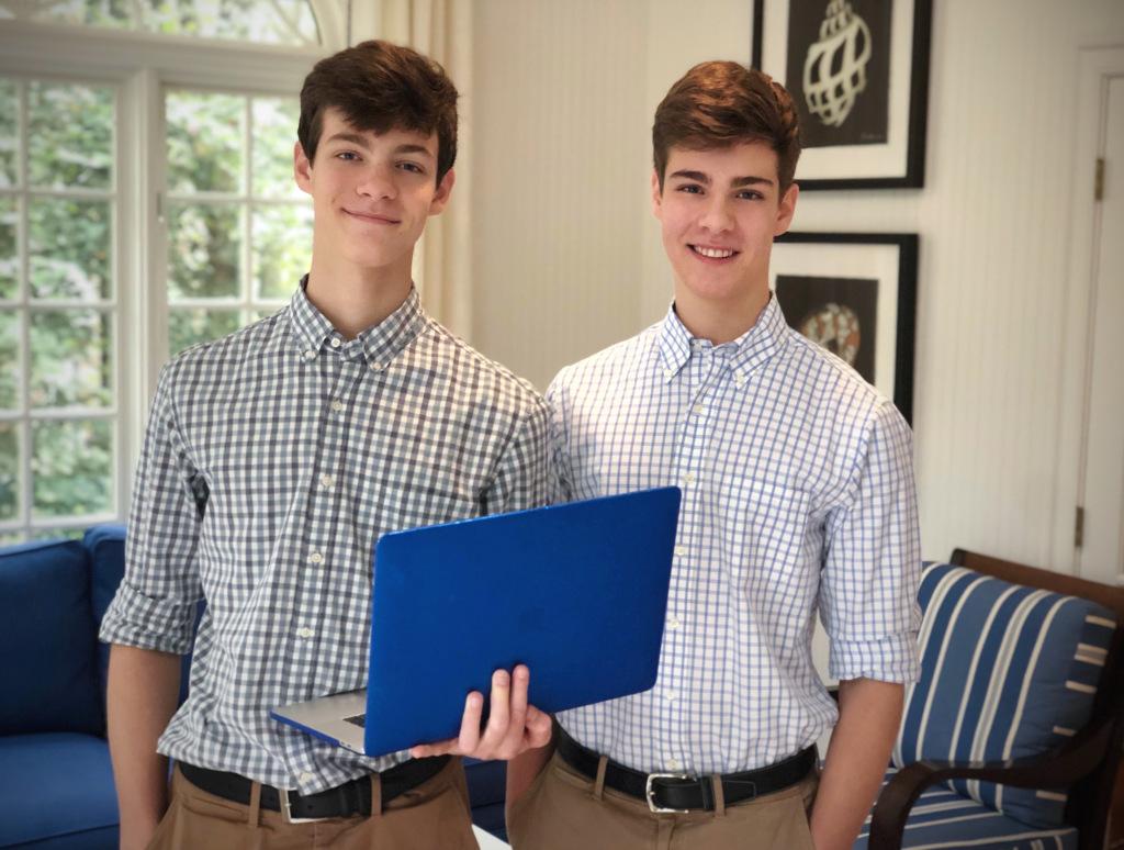 Подростки из США запустили бесплатный образовательный онлайн-проект для детей из младших классов, которые не могут посещать школу
