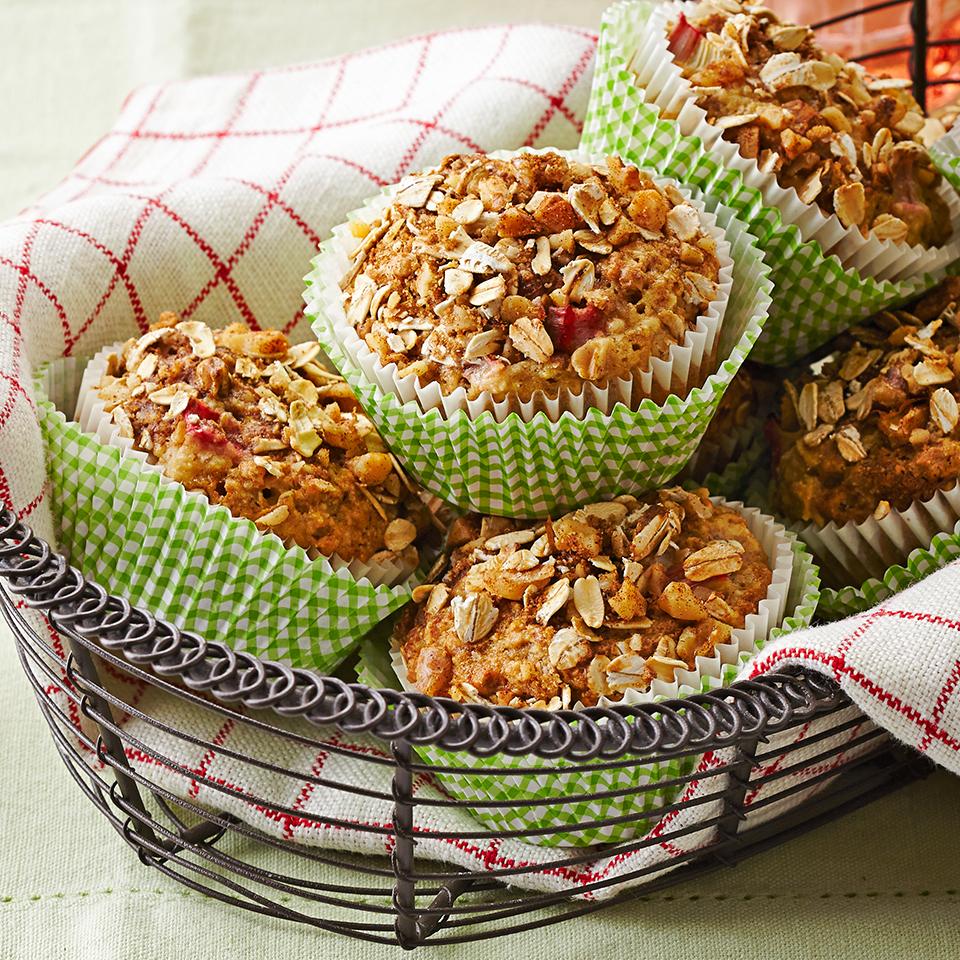 Готовим дома осеннее блюдо: тыквенно овсяные кексы с орешками