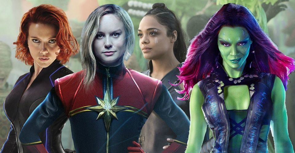 Черная Вдова или Пеппер Поттс: кто самая высокооплачиваемая актриса во вселенной Marvel