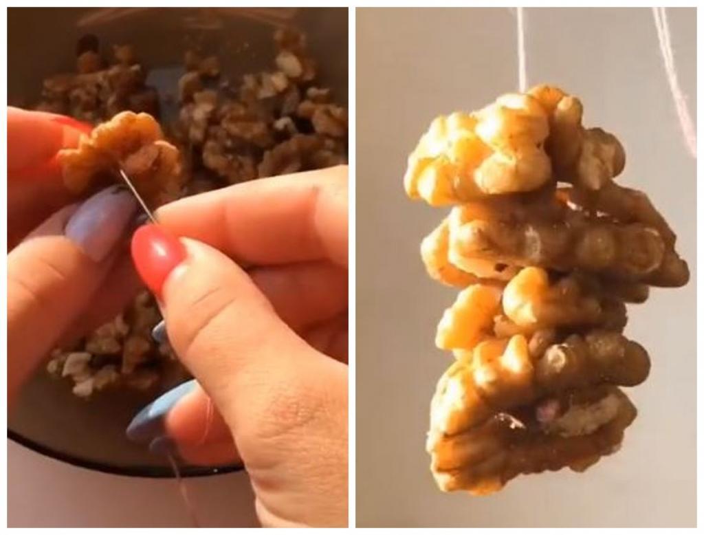 Орешки собраны, наступила пора готовить чурчхелу: домашний рецепт вкусного лакомства