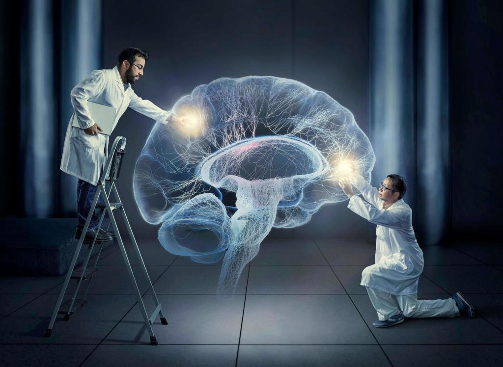 Ученые нашли новый способ управлять мозгом с помощью света. Никакой операции не требуется