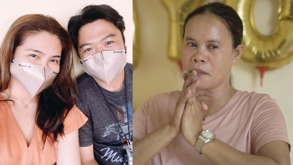 Филиппинская актриса и ее муж пригласили свою экономку на экскурсию по дому: женщина не подозревала, какой сюрприз для нее приготовили (фото)