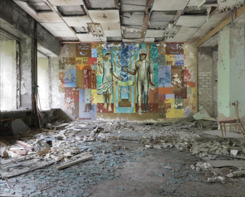 Внутри зоны отчуждения: подборка фотографий британца Дармона Рихтера