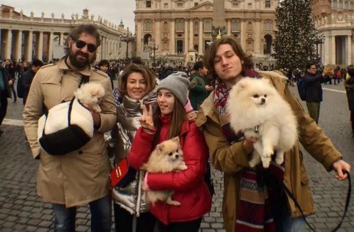 Жанна Бадоева в Италии счастлива в третьем браке и не планирует расширять семью