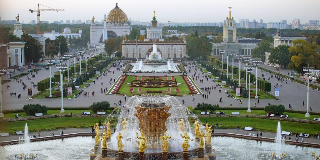 Красивее, чем где-либо, и теперь доступно всем: в Москве создан виртуальный онлайн-гид по знаменитой ВДНХ