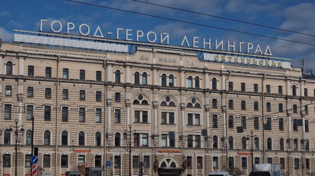 В Санкт-Петербурге узаконят советские вывески, чтобы защитить их от уничтожения