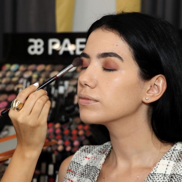 Как сделать осенний макияж за 10 шагов: рекомендации визажиста и тренера Алины Сербу