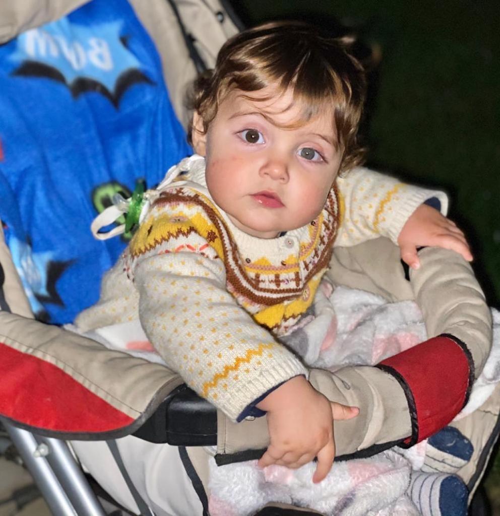 Жена Виторгана показала фото дочки и сделала акцент на особенности девочки