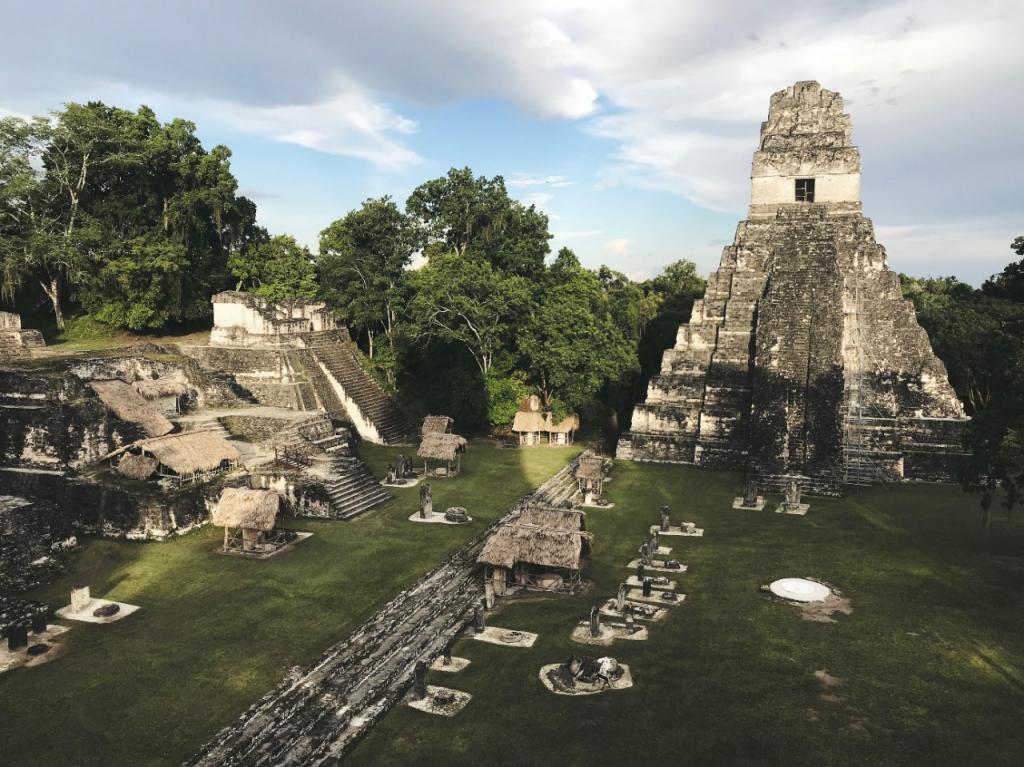 В древнем городе майя археологи обнаружили современную систему фильтрации воды возрастом 2000 лет