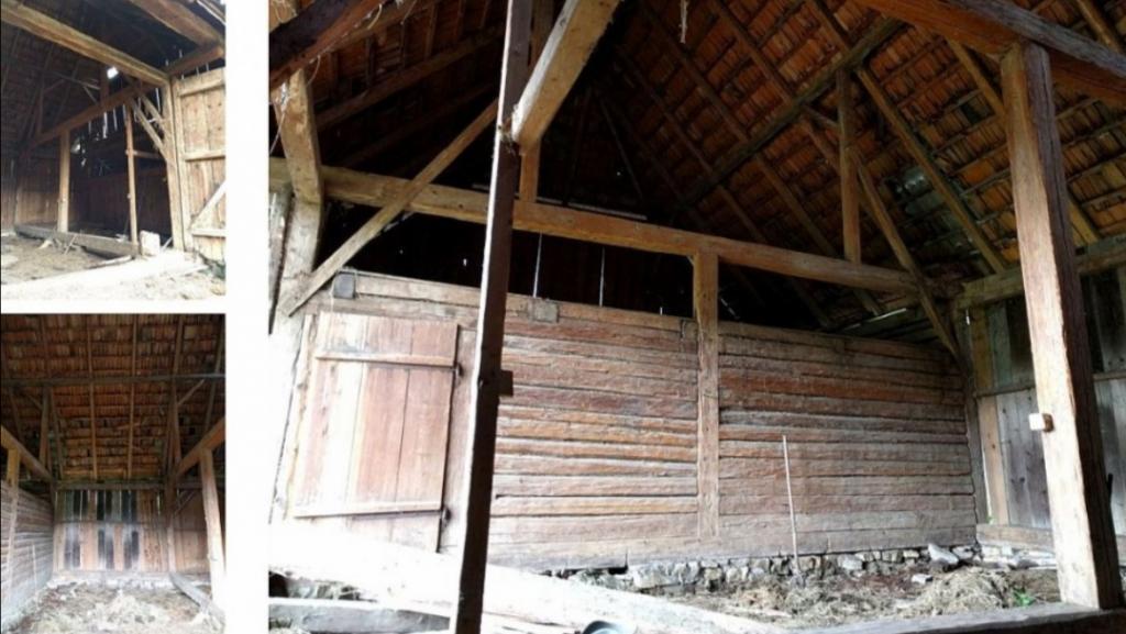 Молодые супруги из Румынии мечтали о доме для своей семьи, но у них был только сарай: как они его переделали
