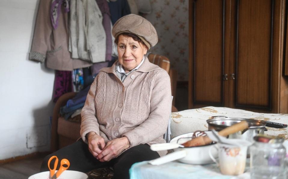 Уральская бабушка установила солнечную батарею на собственном огороде: теперь выключением электричества Валентину Ивановну не испугаешь