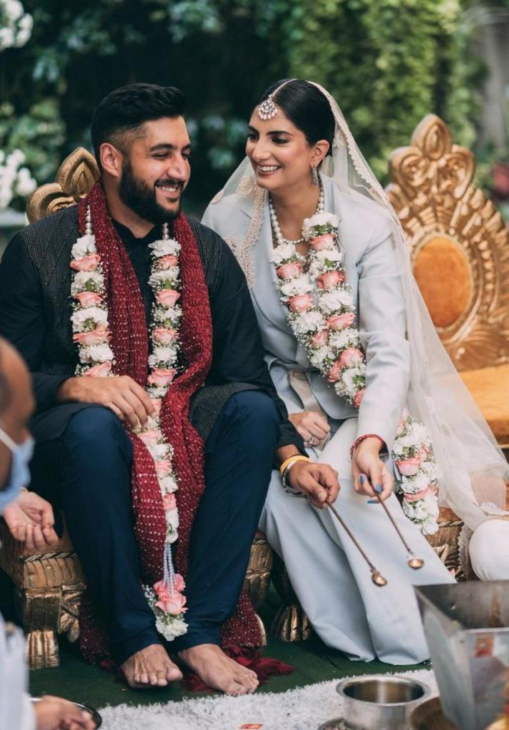 Индийская невеста удивила общественность, отказавшись от традиционного наряда