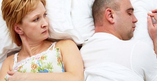 Сейчас я все чаще думаю о том, что если бы я жила без супруга, то мне было бы легче